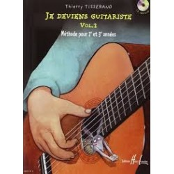 je deviens guitariste vol 2