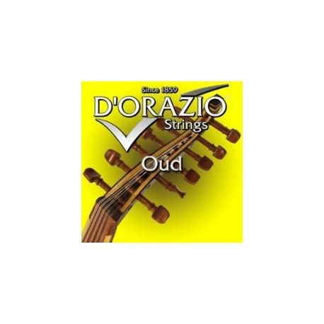 D'orazio Oud 12 strings