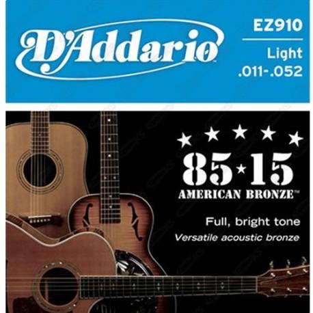 D'addario acoustic