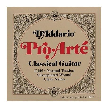 D'addario Classical guitar Normal tension