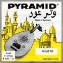 Pyramid Aoud Black nylon