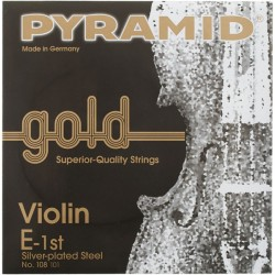 Pyramid gold violin basse