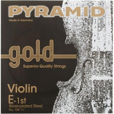 Pyramid gold violin basse