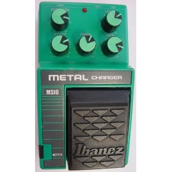 Metal charger Ibanez