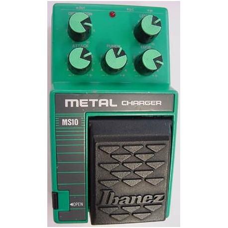 Metal charger Ibanez