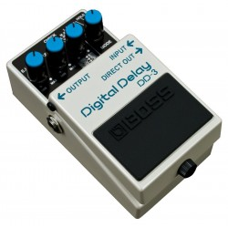Boss Digital delay
