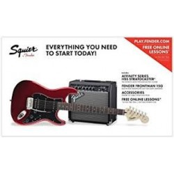 Electric Squier Pack