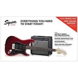 Guitare électrique Fender Pack Squier