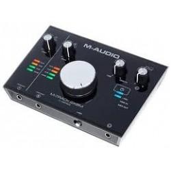 M-audio 2x2 m