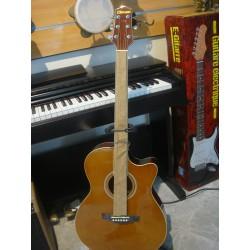 Guitare Folk acoustique Clevan