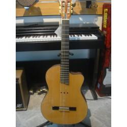 Guitare électro-classique Slim Floréncia