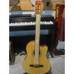 Guitare électro-classique Fitness