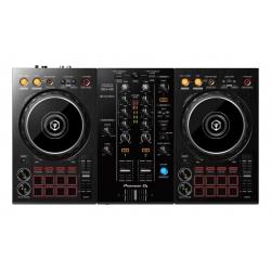 Table de mixage Pioneer DJ DDJ-400 - Controleur DJ 2 voies pour Rekordbox DJ
