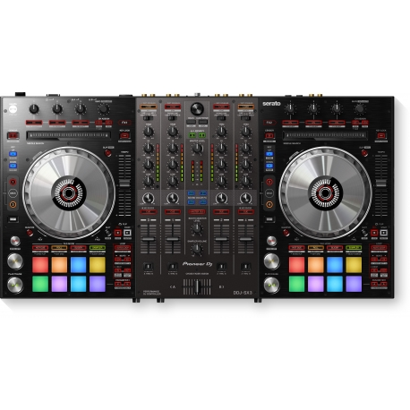 Table de mixage Pioneer DDJ-SX 4 VOIES
