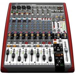 Table de mixage Behringer UFX1204 TABLE DE MIXAGE 12V USB FIREWIRE