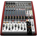 Table de mixage Behringer UFX1204 TABLE DE MIXAGE 12V USB FIREWIRE