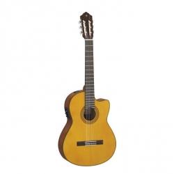 Guitare électro-Classique Yamaha CGX122MC