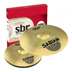Pack Cymbales SBR5001