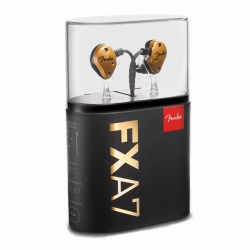 Écouteurs Fender FXA7 PRO IN-EAR MONITORS GOLD