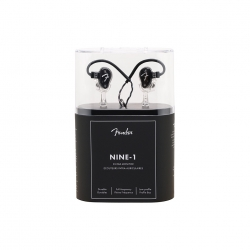 Fender IN-EAR MONITOR NINE Black Metallic