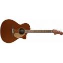 FENDER Guitare Electro-Acoustique - NEWPORTER PLAYER RUSTIC COPPER