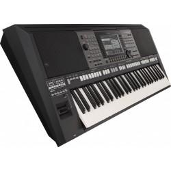 Orgue Yamaha A3000 avec adaptateur