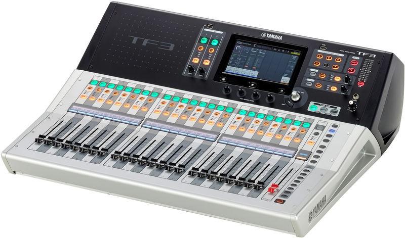 Table De Mixage Yamaha Numerique Tf3 Pyramide De La Musique Maroc