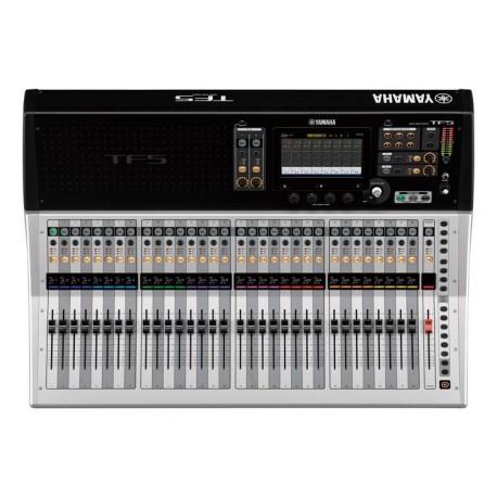 Table de mixage Yamaha numérique TF5