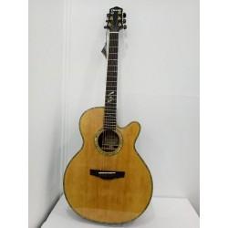 Guitare électro-acoustique 605 Clevan