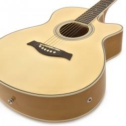 Guitare Florencia électro bége